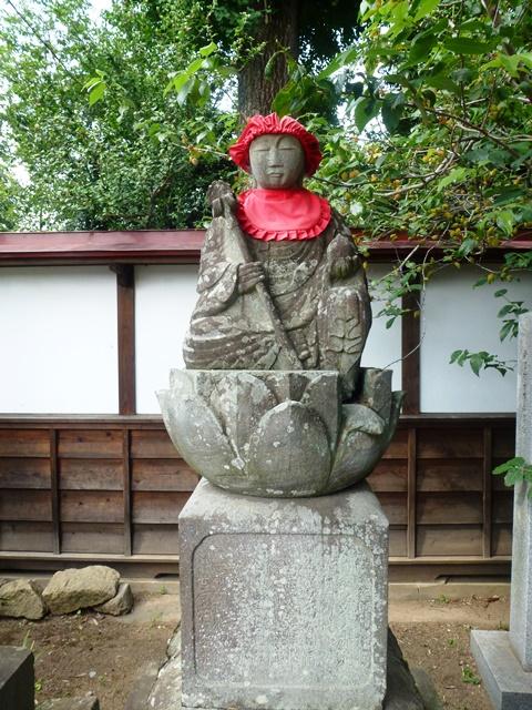 鶏亀地蔵(龍真寺)