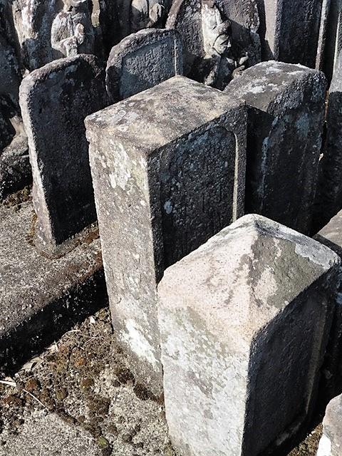 奇人・秋妻十兵衛の墓(光林寺)