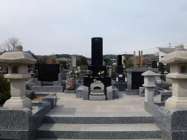 小渕恵三元首相の墓(林昌寺)