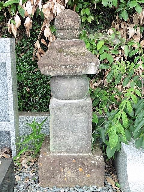 新田義重の墓(永福寺)