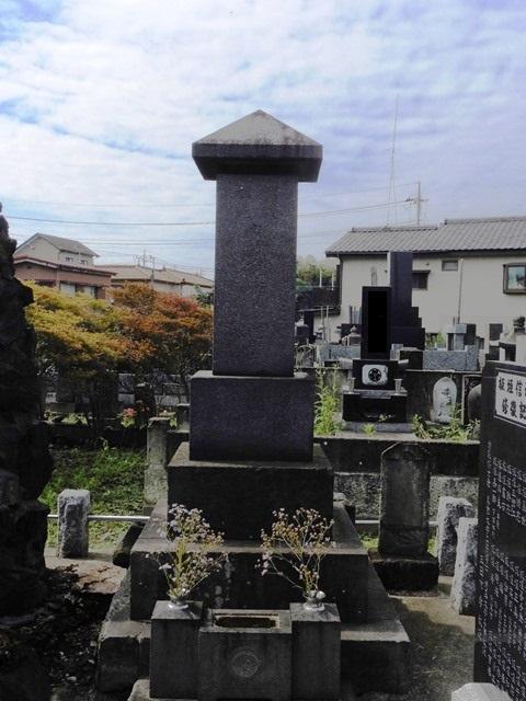 板垣信方の墓(常清寺)