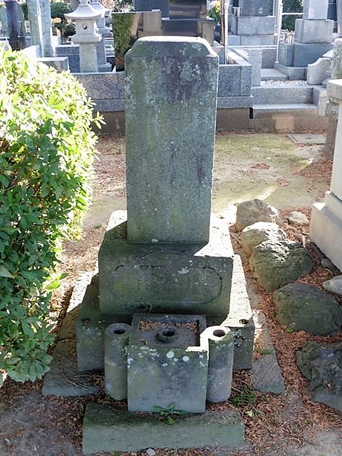 国定忠治の墓2(善応寺)