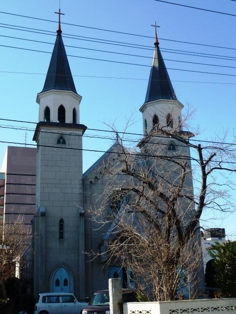 前橋カトリック教会