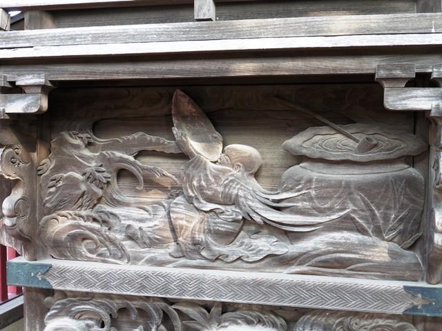戸谷塚諏訪神社
