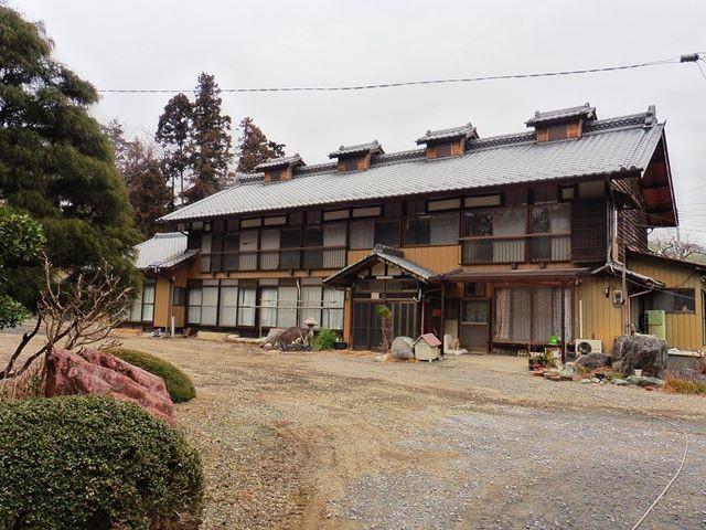 町田菊次郎生家