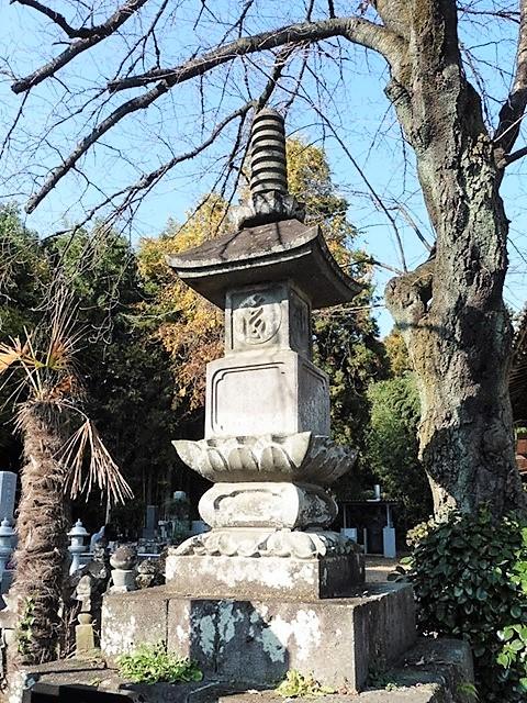 千手院の宝塔