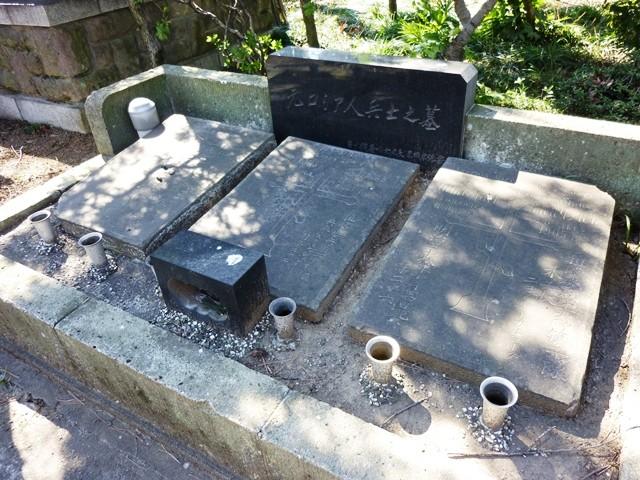 ロシア人兵士の墓(龍廣寺)