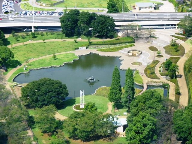 さちの池(前橋公園)