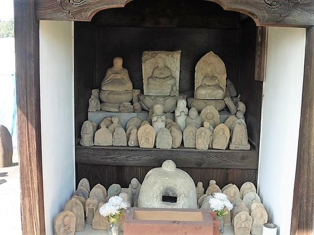 小棚薬師堂(高崎市吉井町)