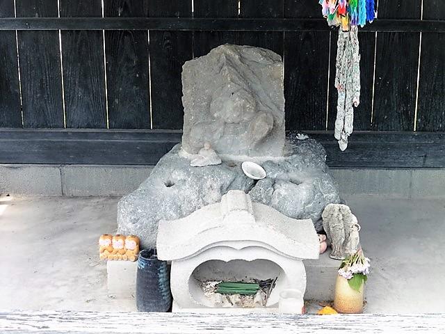 夜盗の墓(大泉町)