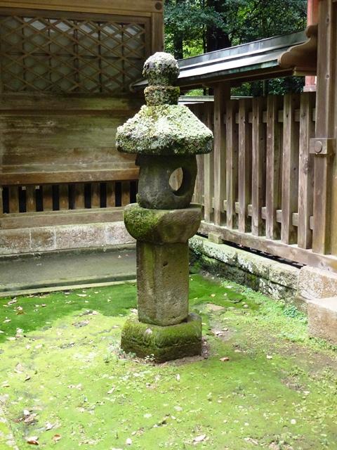 賀茂神社の石幢