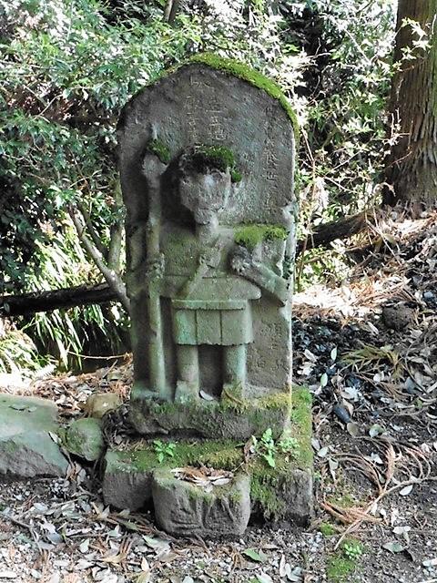 東円山観音堂の地蔵菩薩像