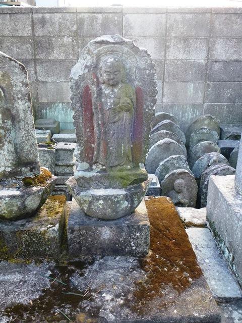 久昌寺の金八地蔵
