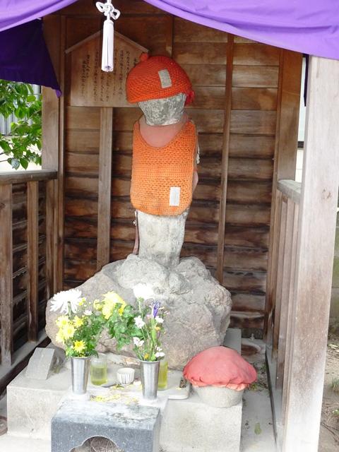 幽霊石(永泉寺)