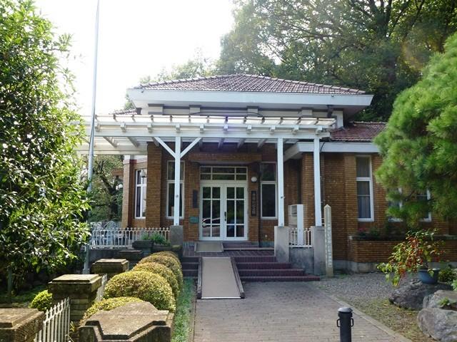 桐生市 旧配水事務所