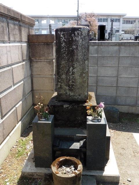 稲部市五郎種昌の墓(金剛院)