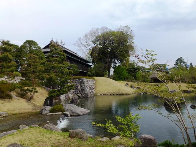 日本庭園(前橋公園)