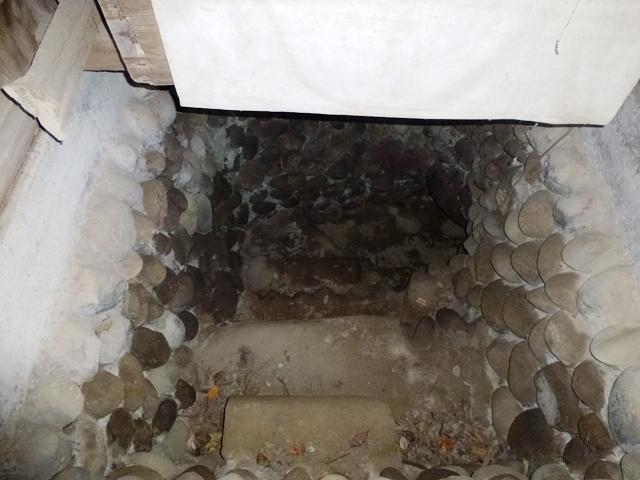 雷電神社古墳(石室)