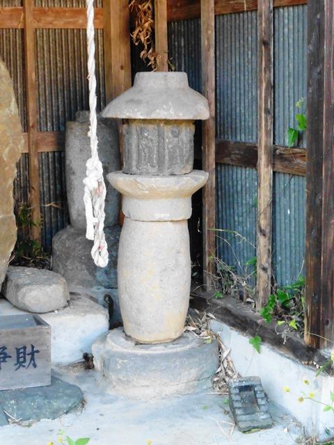 栖松寺の石幢