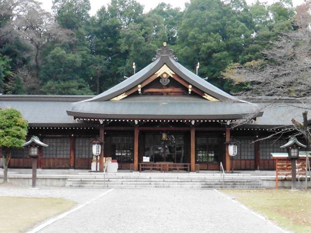 高崎護国神社