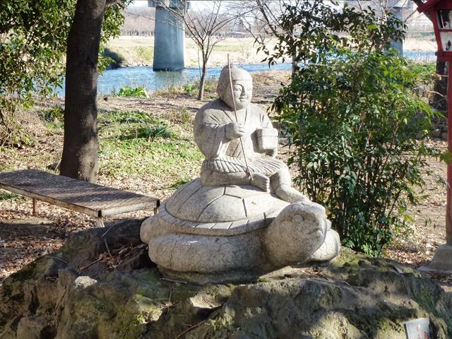 浦島太郎(竜神宮)