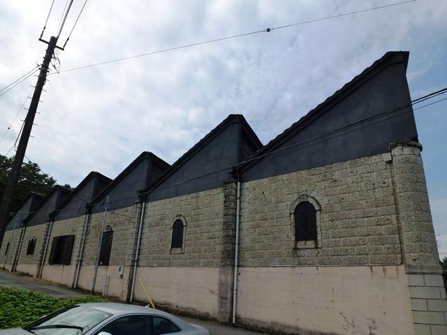 旧飯塚織物工場