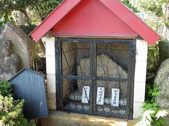 浄土院の阿弥陀三尊仏