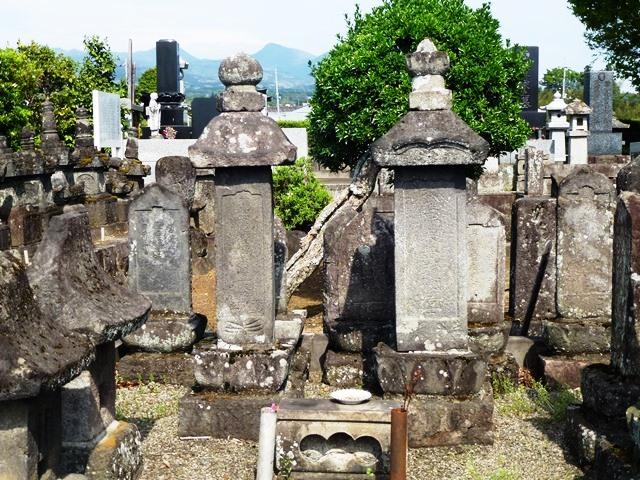 永岡形部左衛門の墓(興禅寺)