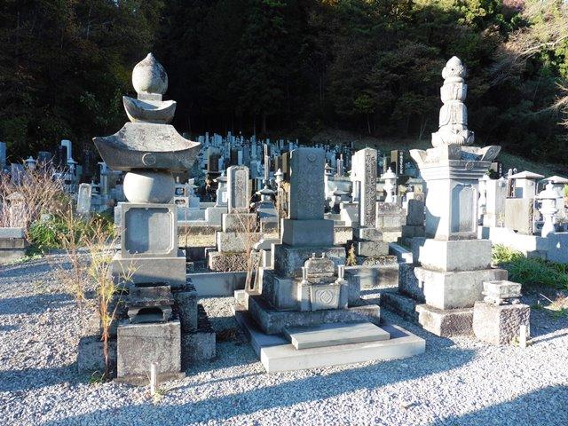 加部家墓所(大運寺)