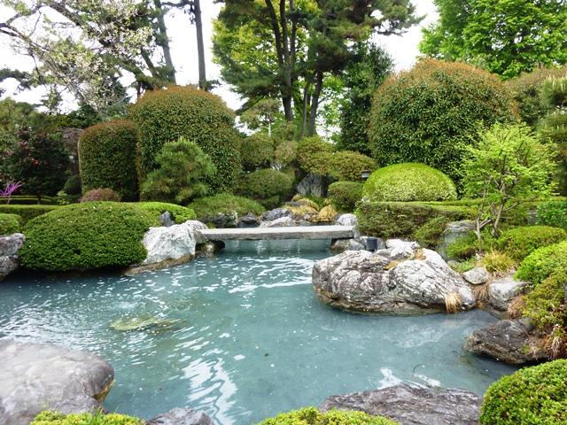 富岡藩邸跡