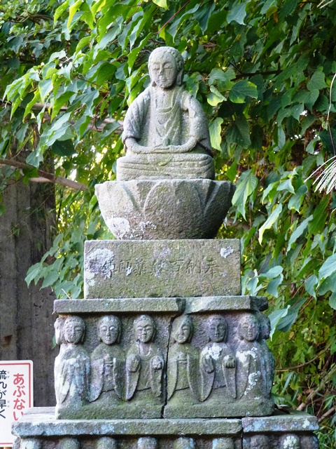 小野の塩薬師(富岡市)