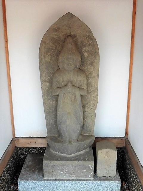 金剛寺の馬頭観音像