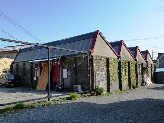 旧住善織物工場