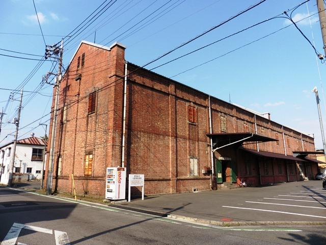 旧安田銀行担保倉庫