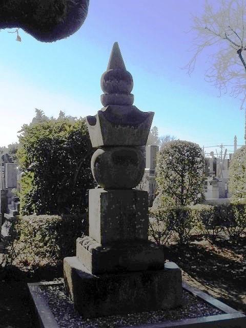原田種政の墓?(龍興寺)