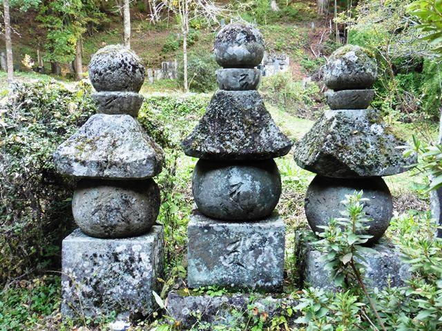 吾妻太郎行盛の墓(長福寺)