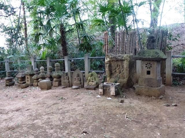 大谷吉継の孫・隆昌の墓(龍昌院)