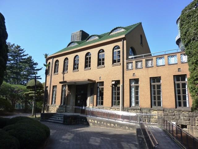 敷島浄水場 旧管理事務所