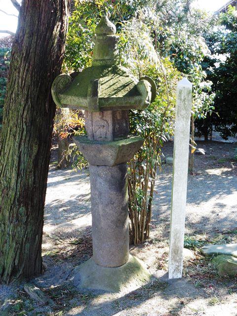 龍性寺の石幢