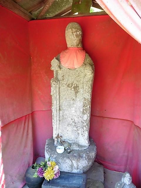 示春院の地蔵菩薩像