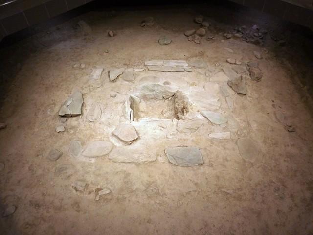 藤岡・譲原 石器時代住居跡