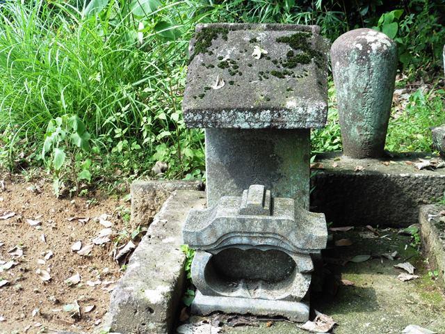 安中忠政の墓(全性寺)