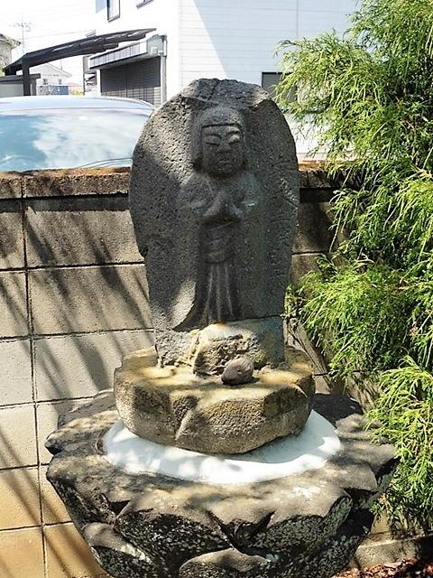 福徳寺のお花地蔵
