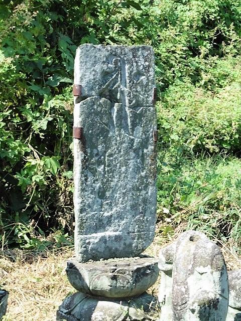 真福寺の板碑