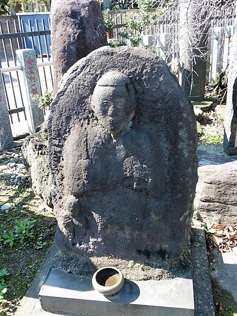 浄土院の薬師三尊像
