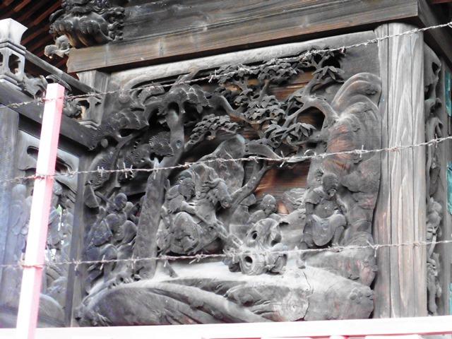 八斗島稲荷神社