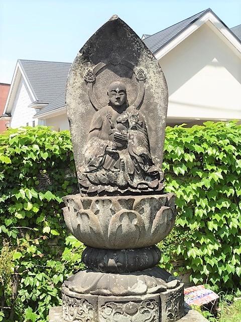 下郷の子育て地蔵(渋川市)