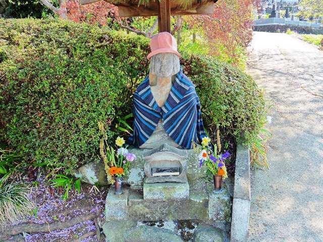 永隣寺の奪衣婆像
