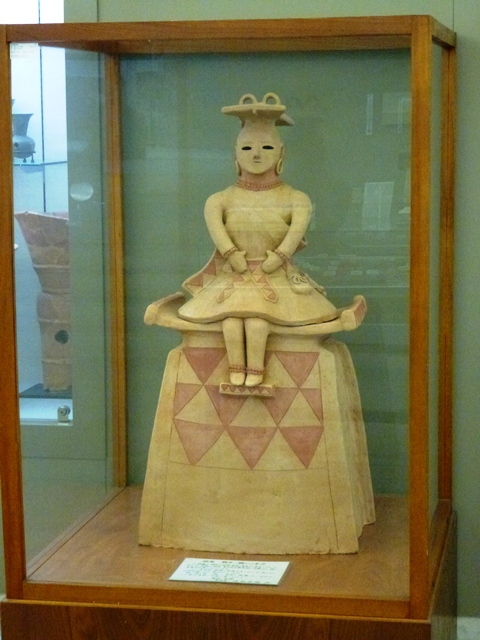 大泉文化むら・埋蔵文化展示室