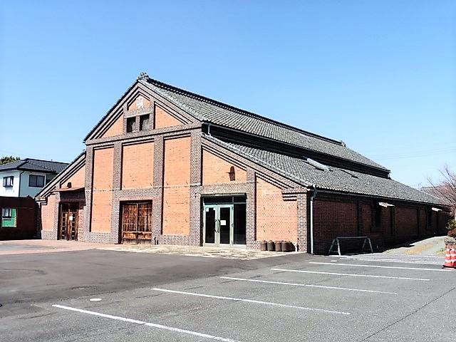 旧山賀酒造レンガ蔵